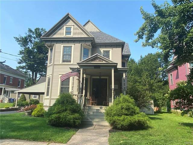 420 Wilbur Street, Oneida-Inside, NY 13421 (MLS #S1352515) :: BridgeView Real Estate Services