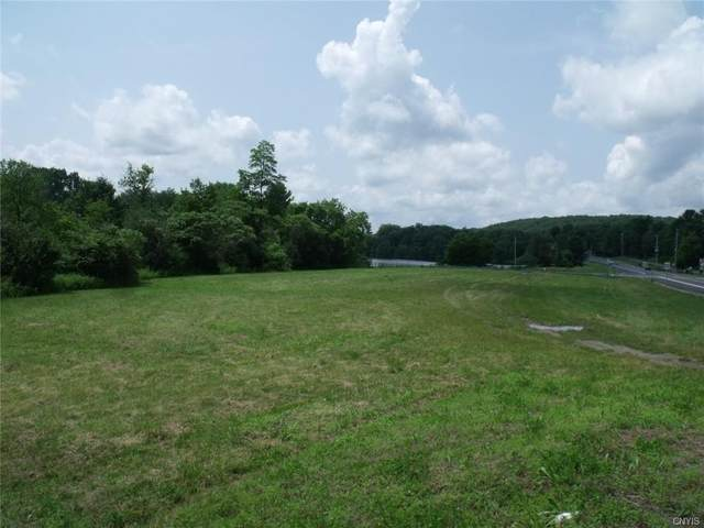 0 State Route 365, Trenton, NY 13352 (MLS #S1352604) :: Robert PiazzaPalotto Sold Team