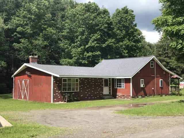 159 Alton Deforest Road, Unadilla, NY 13849 (MLS #S1352670) :: TLC Real Estate LLC