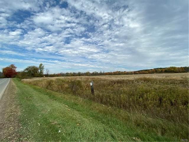 0 Co Route 8, Cape Vincent, NY 13618 (MLS #S1352717) :: BridgeView Real Estate