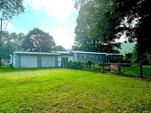 3416 Baldwin Road, Wellsville, NY 14895 (MLS #S1352722) :: Robert PiazzaPalotto Sold Team