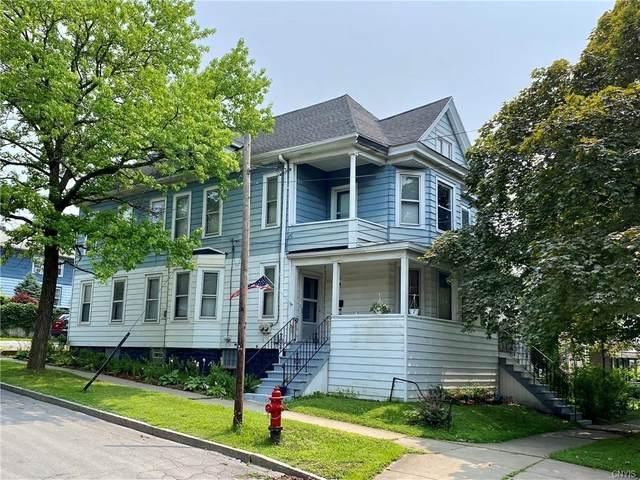 612-14 Highland Street, Syracuse, NY 13203 (MLS #S1352908) :: Robert PiazzaPalotto Sold Team