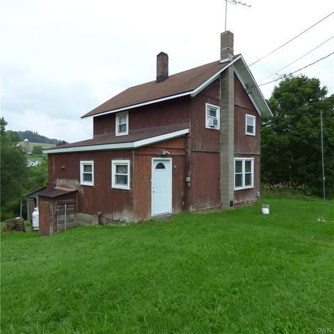 5305 Lebanon Road, Lebanon, NY 13332 (MLS #S1352996) :: BridgeView Real Estate