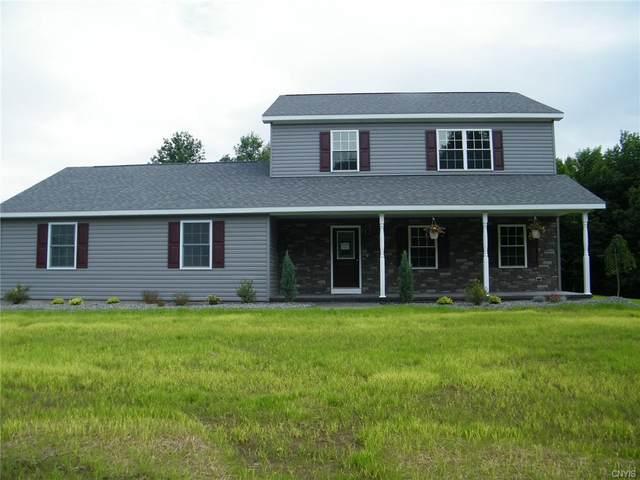 102 Seymour Lane, Westmoreland, NY 13490 (MLS #S1353004) :: Robert PiazzaPalotto Sold Team