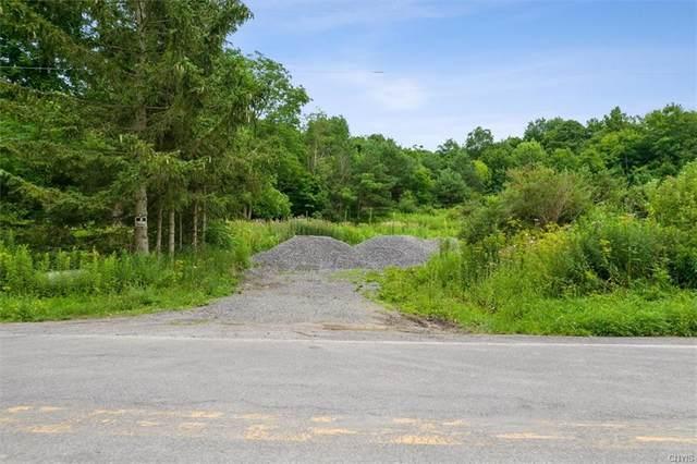 1370 Swift Road, Fabius, NY 13063 (MLS #S1353041) :: Robert PiazzaPalotto Sold Team