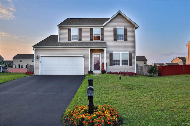 5471 Lucknow Drive, Clay, NY 13041 (MLS #S1353122) :: Robert PiazzaPalotto Sold Team