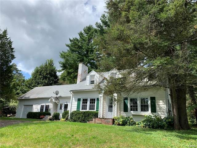 1306 Elmira Road, Newfield, NY 14867 (MLS #S1353166) :: Serota Real Estate LLC