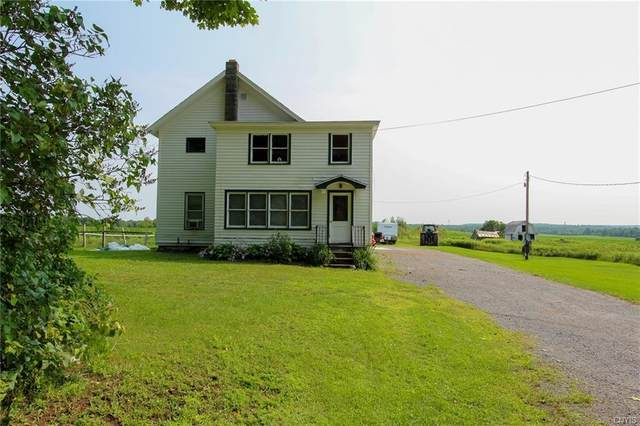 9820 Erie Canal Road, Croghan, NY 13327 (MLS #S1353205) :: TLC Real Estate LLC