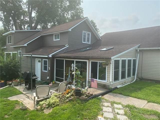 6794 Guyder Road, Lysander, NY 13112 (MLS #S1353209) :: TLC Real Estate LLC