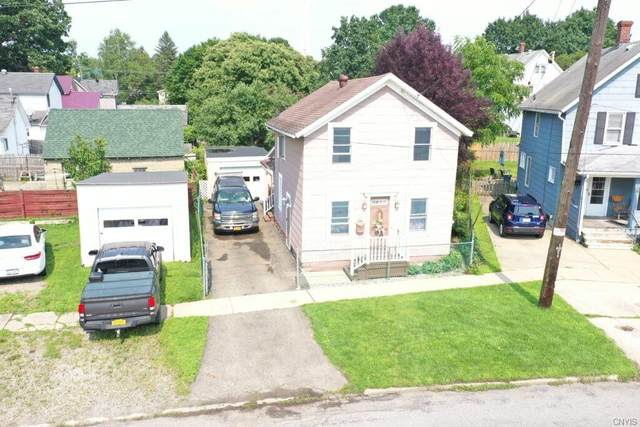 942 N 4th Street, Olean-City, NY 14760 (MLS #S1353276) :: Thousand Islands Realty