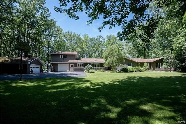 7265 Farnham Road, Lysander, NY 13112 (MLS #S1353293) :: TLC Real Estate LLC