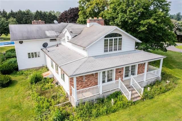 796 Clark Street Road, Aurelius, NY 13034 (MLS #S1353301) :: BridgeView Real Estate