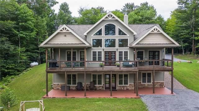 8643 Soft Maple Estate Road, Croghan, NY 13327 (MLS #S1353313) :: TLC Real Estate LLC