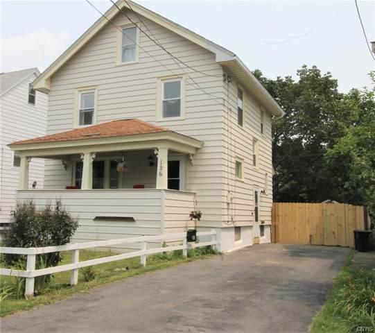 126 Darlington Rd Road, Syracuse, NY 13208 (MLS #S1353362) :: Robert PiazzaPalotto Sold Team