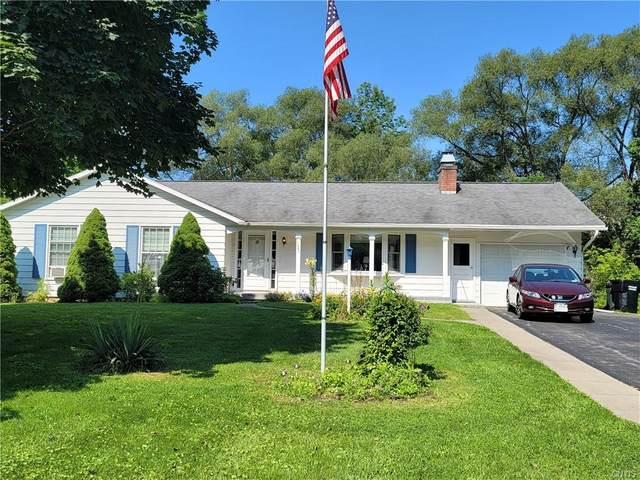 7947 Willowbend Dr, Lysander, NY 13027 (MLS #S1353437) :: TLC Real Estate LLC