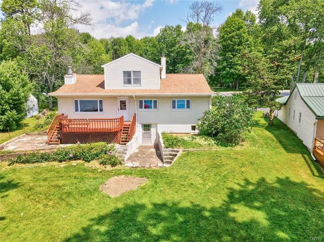 1055 State Route 49, Constantia, NY 13028 (MLS #S1353573) :: Robert PiazzaPalotto Sold Team
