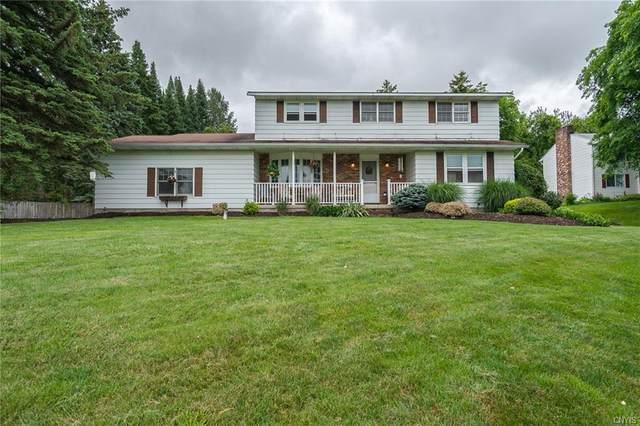 2760 W Foxhill Lane, Camillus, NY 13031 (MLS #S1353658) :: BridgeView Real Estate Services