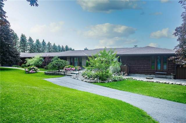 2771 Sweet Road, Pompey, NY 13078 (MLS #S1353676) :: Robert PiazzaPalotto Sold Team