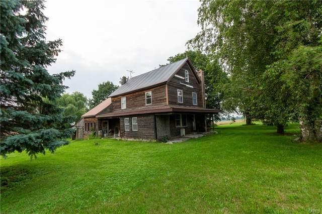 17933 Cady Road, Hounsfield, NY 13606 (MLS #S1353713) :: TLC Real Estate LLC
