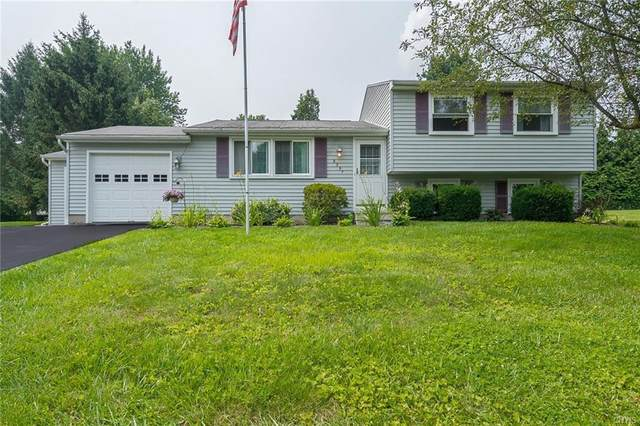 8297 Carnation Drive, Clay, NY 13027 (MLS #S1353729) :: Robert PiazzaPalotto Sold Team