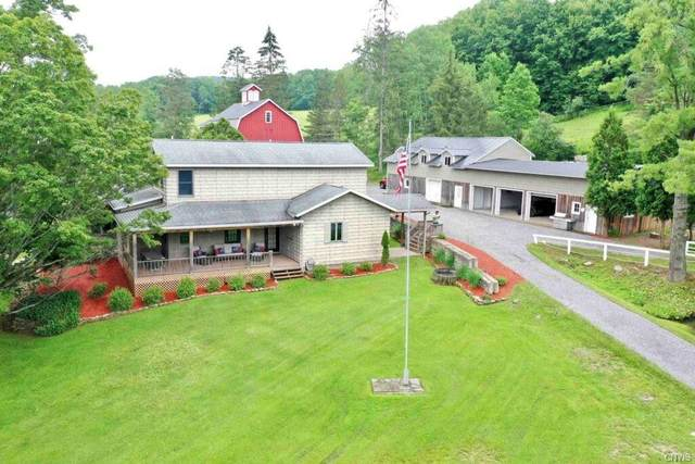 6823 Pleasant Valley Road, Wirt, NY 14739 (MLS #S1353732) :: BridgeView Real Estate