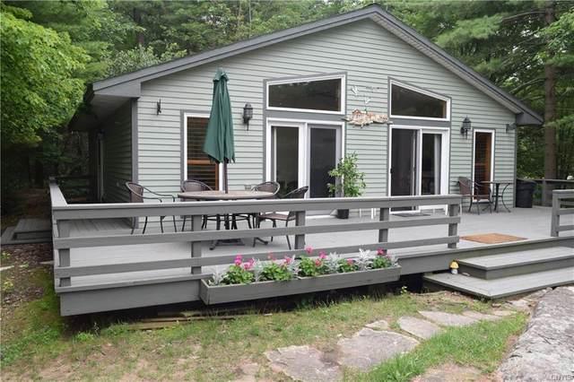 55 Harbor Cove Drive, Hammond, NY 13646 (MLS #S1353764) :: Robert PiazzaPalotto Sold Team