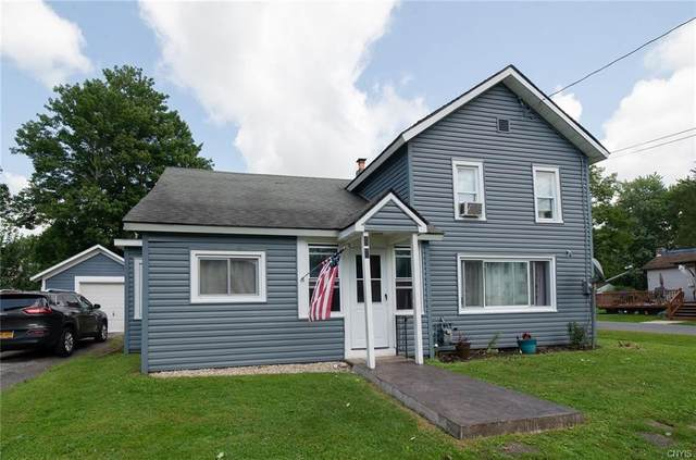 18 State Street, Schroeppel, NY 13135 (MLS #S1353947) :: BridgeView Real Estate Services