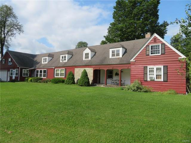 5342 State Route 41, Homer, NY 13077 (MLS #S1354028) :: Robert PiazzaPalotto Sold Team