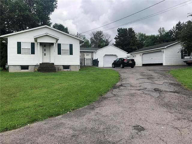 7528 Grant Avenue Road, Sennett, NY 13021 (MLS #S1354048) :: Serota Real Estate LLC