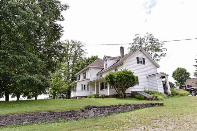 514 Partridge Hill Road, Russia, NY 13304 (MLS #S1354105) :: Robert PiazzaPalotto Sold Team