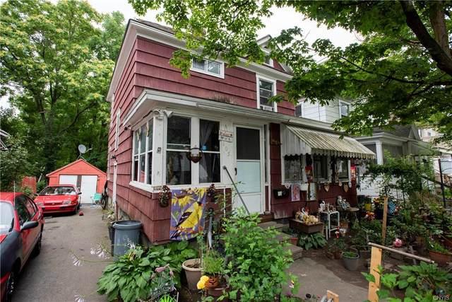 305 Craddock Street, Syracuse, NY 13207 (MLS #S1354154) :: Robert PiazzaPalotto Sold Team