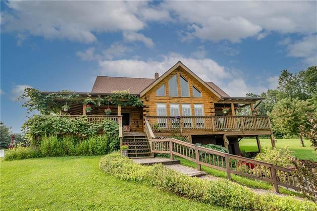 647 Osborne Hill Road, Herkimer, NY 13350 (MLS #S1354233) :: BridgeView Real Estate
