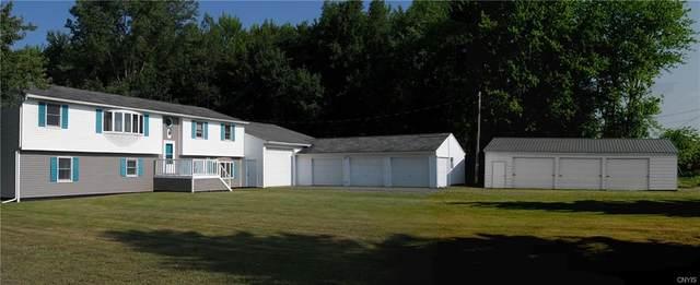 205 Peter Scott Road, Schroeppel, NY 13132 (MLS #S1354245) :: Serota Real Estate LLC