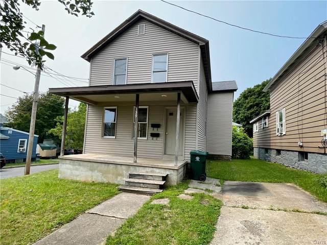 139 W Van Buren Street, Oswego-City, NY 13126 (MLS #S1354269) :: BridgeView Real Estate Services