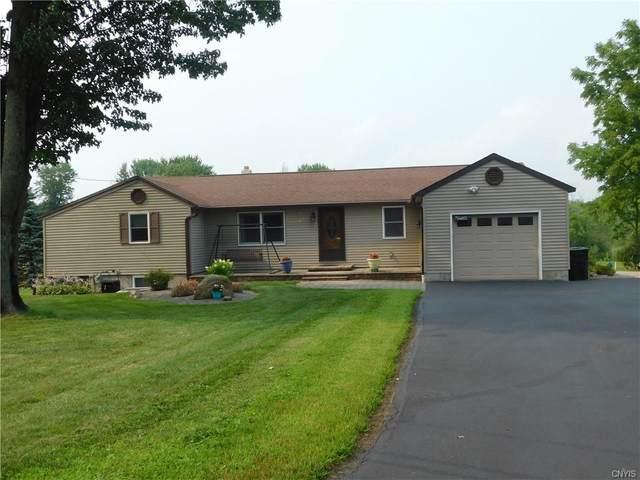 6361 Mud Mill Road, Cicero, NY 13029 (MLS #S1354365) :: BridgeView Real Estate Services