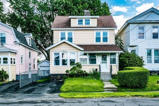 314 Lillian Avenue, Syracuse, NY 13206 (MLS #S1354454) :: Thousand Islands Realty