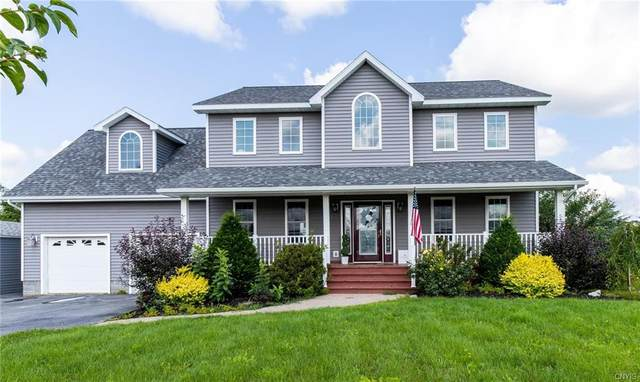 21547 Cole Road, Champion, NY 13619 (MLS #S1354478) :: Robert PiazzaPalotto Sold Team