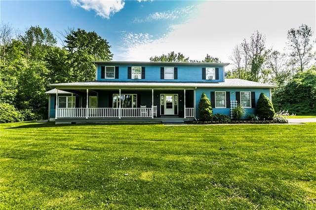 10145 Caughdenoy Road, Clay, NY 13029 (MLS #S1354574) :: TLC Real Estate LLC