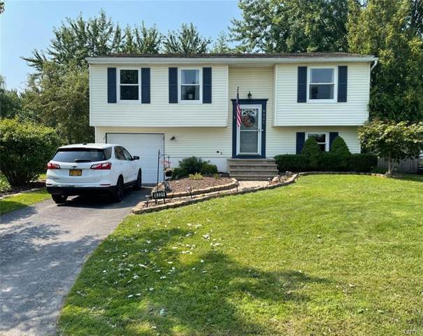 8221 Lucchesi Drive, Clay, NY 13041 (MLS #S1354599) :: TLC Real Estate LLC