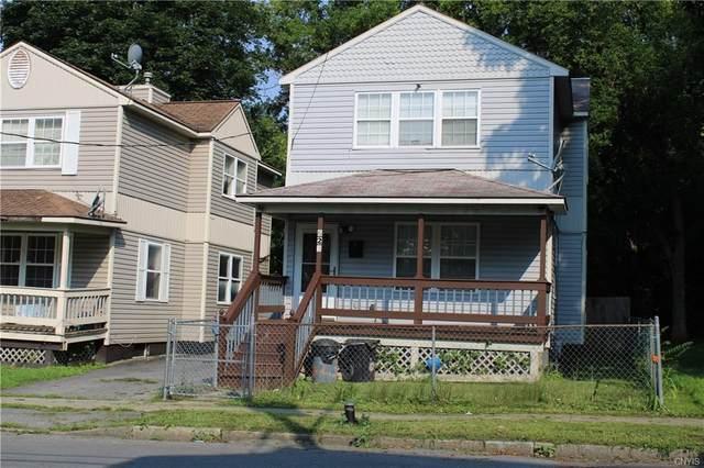623 Hawley Avenue, Syracuse, NY 13203 (MLS #S1354802) :: BridgeView Real Estate Services