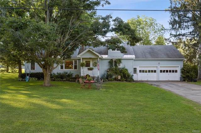 7063 W South Street, Westmoreland, NY 13490 (MLS #S1354875) :: Robert PiazzaPalotto Sold Team