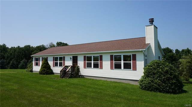 818 N Church Road, Boylston, NY 13083 (MLS #S1354921) :: BridgeView Real Estate