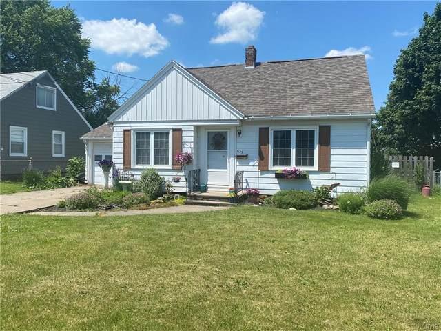 631 Delmar Place, Salina, NY 13208 (MLS #S1354935) :: TLC Real Estate LLC