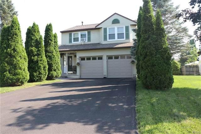 8179 Rizzo Drive, Clay, NY 13041 (MLS #S1354962) :: TLC Real Estate LLC