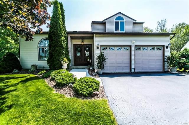 8412 Moss Oak Trail, Clay, NY 13090 (MLS #S1354971) :: TLC Real Estate LLC