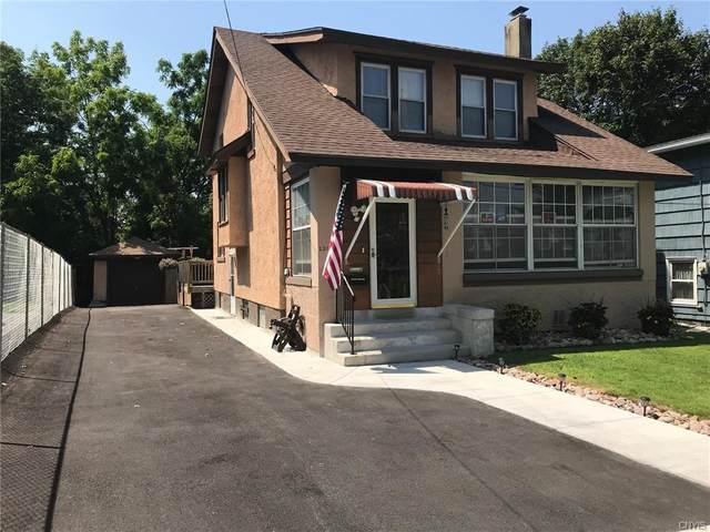 220 Rider Avenue, Syracuse, NY 13207 (MLS #S1354990) :: BridgeView Real Estate Services