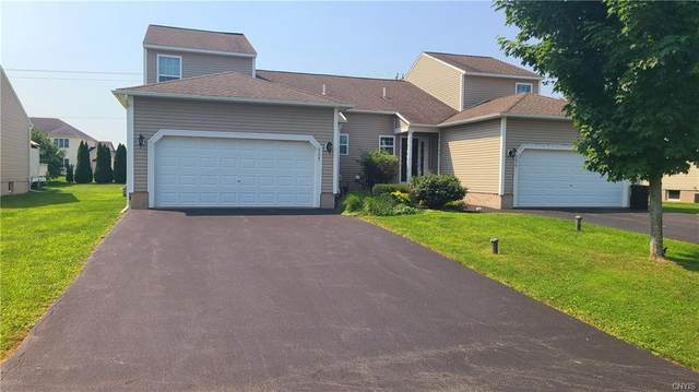 5077 Minuteman Lane, Salina, NY 13088 (MLS #S1355181) :: TLC Real Estate LLC