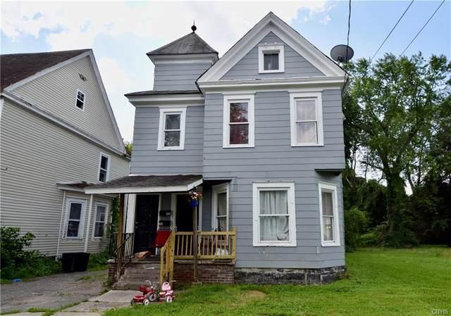155-57 W Ostrander Avenue #57, Syracuse, NY 13205 (MLS #S1355184) :: BridgeView Real Estate Services