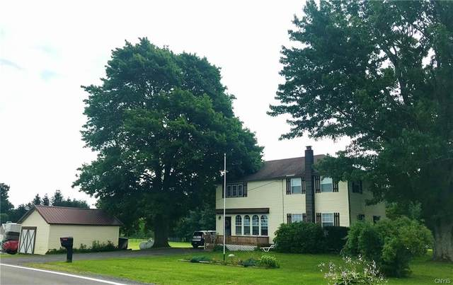 544 State Route 176, Hannibal, NY 13074 (MLS #S1355196) :: Robert PiazzaPalotto Sold Team