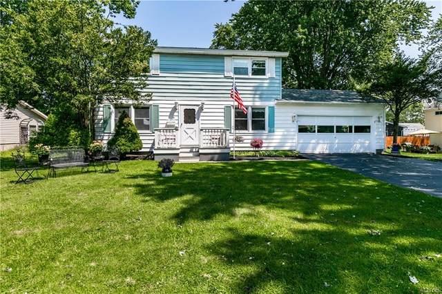 16 Apricot Lane, Clay, NY 13090 (MLS #S1355223) :: MyTown Realty